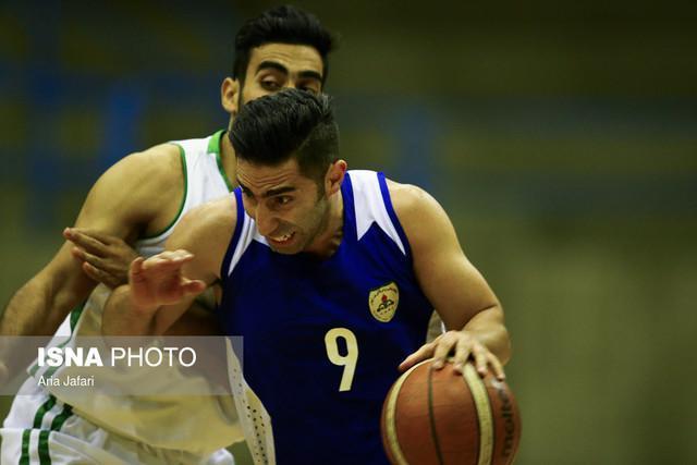 شکست بسکتبال 3 نفره دانشجویان ایران مقابل لیتوانی