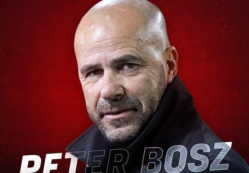 پیتر بُس سرمربی بایرلورکوزن شد