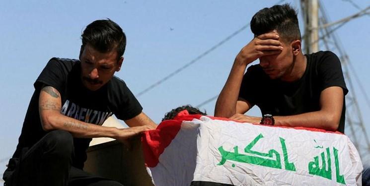 دولت عراق سه روز عزای عمومی اعلام نمود