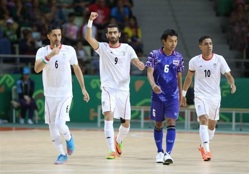 برگزاری جلسه هماهنگی مقدماتی فوتسال قهرمانی آسیا