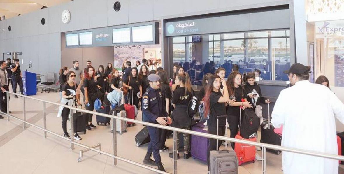 کویتی ها مجبور به ترک لبنان شدند