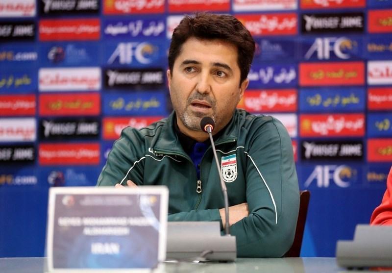 ناظم الشریعه: تیم سوم دنیا باید کاملاً کم اشتباه بازی کند