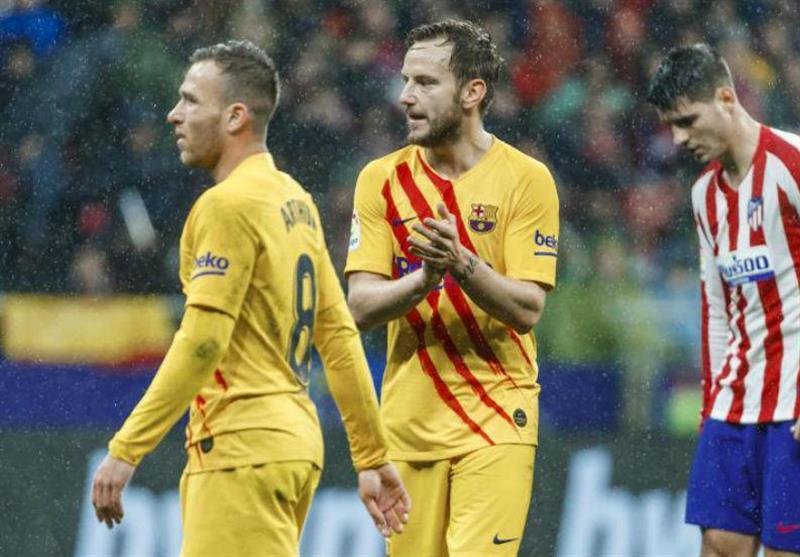 راکیتیچ: شرایطم را درک نمی کنم، می خواهم بازی کنم، در بارسلونا شد چه بهتر!