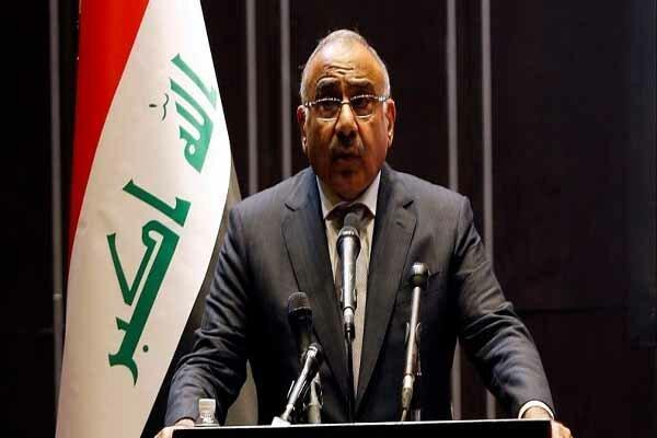 انتقاد عبدالمهدی از تحریم بعضی شخصیت های عراقی