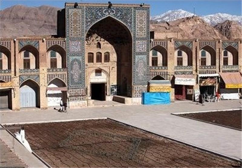 20 کارگاه ایجاد هنرهای سنتی در کاروانسرای گنجعلیخان کرمان دایر شد