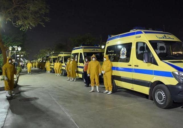 15 پزشک و پرستار موسسه ملی سرطان مصر کرونا گرفتند