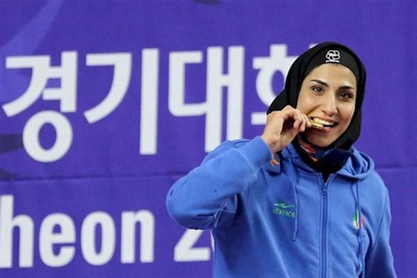 گفت وگوی ویژه با حمیده عباسعلی: شکوفایی ام در در المپیک ببینید