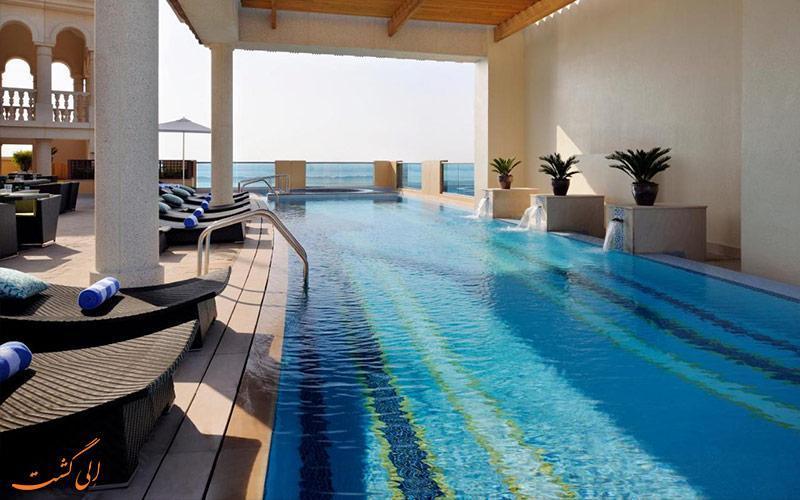 معرفی هتل ماریوت الجداف دبی ، 5 ستاره