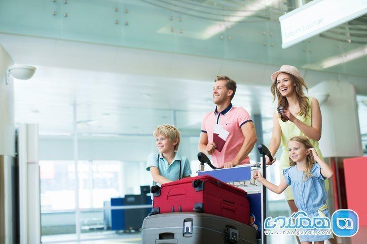 باید و نبایدهای مسافرت با بچه ها که لازم هست بدانید